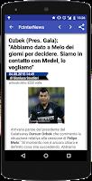 Screenshot of Fc Inter News