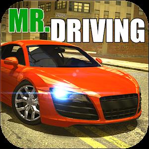 Cover art Mr Driving - Car Simulator App