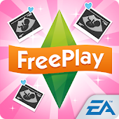 10.  The Sims™ FreePlay