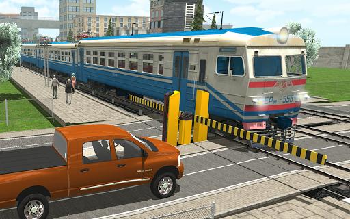 Train Simulator Driver 3D - screenshot