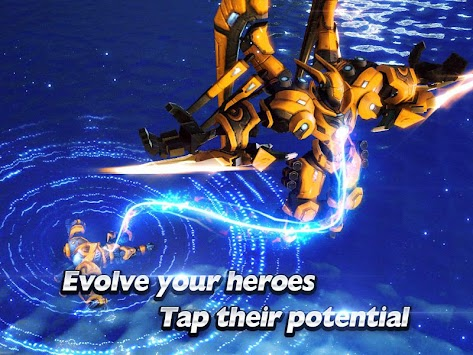 Magic Legion - Hero Legend APK screenshot thumbnail 15