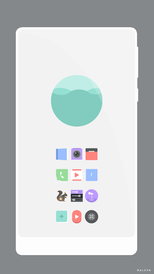 M A M B O Icon Pack Screenshot 3