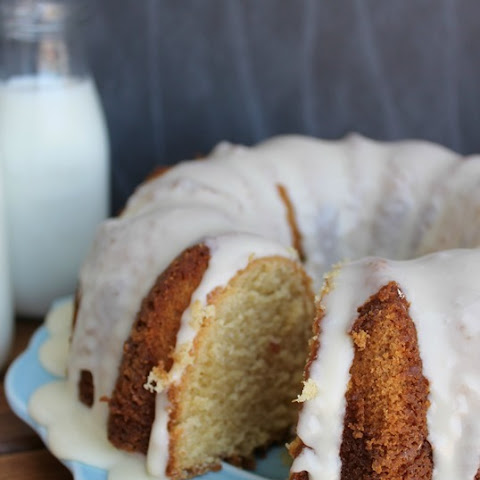 My Mama's Pound Cake {recipe}