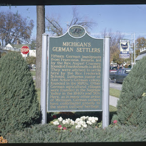 Michigan's German Settlers
