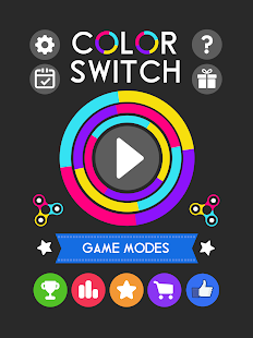 Game Color Switch APK for Kindle