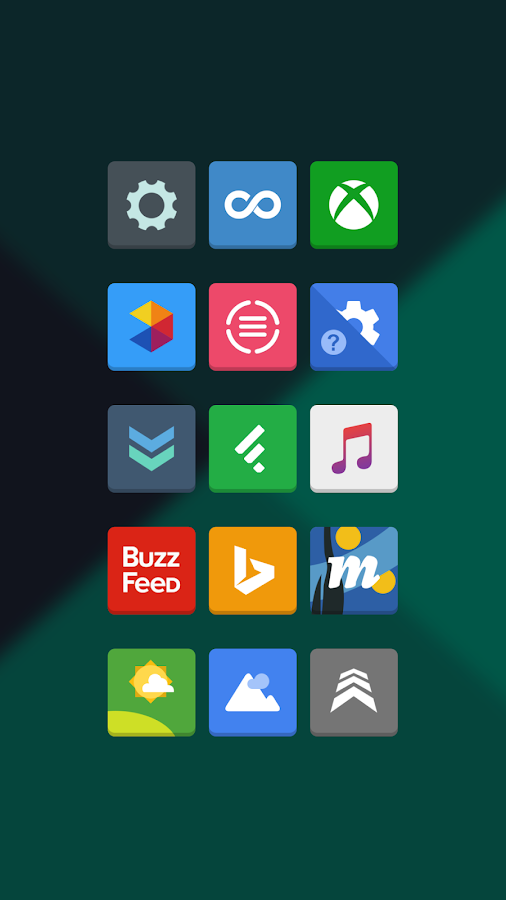 Apollo Icon Pack Screenshot 2