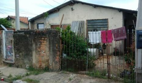 Casa com 3 dormitórios à venda, 72 m² por R$ 192.000,00 - Vila Costa e Silva - Campinas/SP