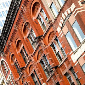 by Haley Howland - City,  Street & Park  Historic Districts