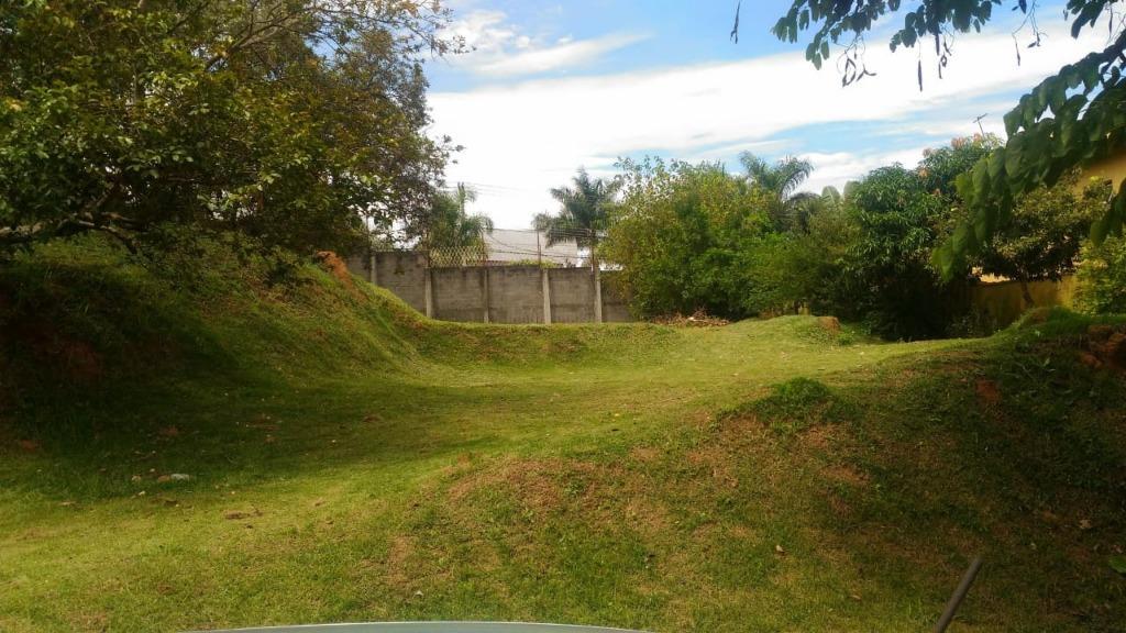 Terreno à venda, 564 m² por R$ 240.000 - Tarumã - Santana de Parnaíba/SP