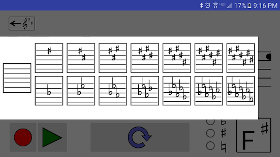 Play That Note- screenshot thumbnail