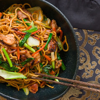 Chinese Chicken Chow Mein Sauce Recipes