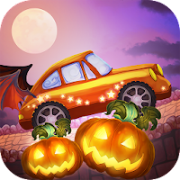 Halloween Cars: Monster Race For PC (Windows And Mac)