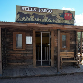 Wells Fargo by Corinne Hall - Buildings & Architecture Other Exteriors (  )