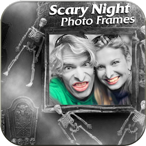 Download Scary Night Photo Frames For PC Windows and Mac