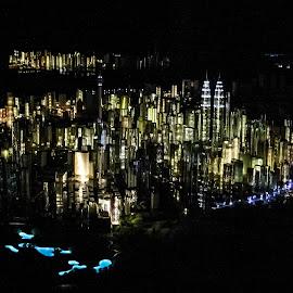 KL Sample by Raymond Maulany - City,  Street & Park  Skylines