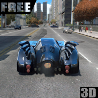 Driving The Batmobile on PC / Windows 7.8.10 & MAC