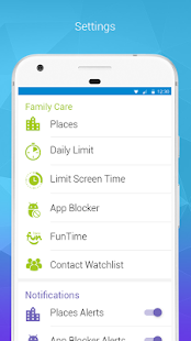 FamilyTime Parental Controls & Screen Time App Screenshot