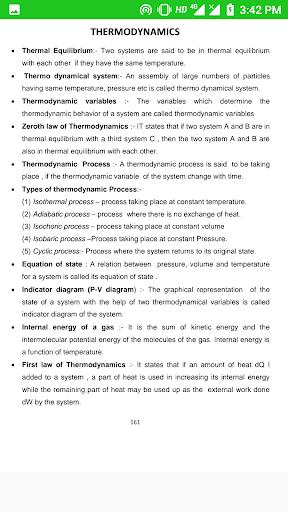 Physics notes for class 11 screenshot 3