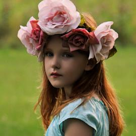 Days in the Field by Cheryl Korotky - Babies & Children Child Portraits