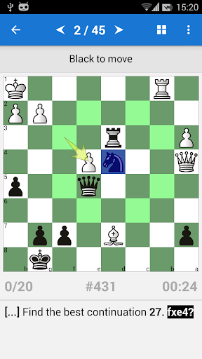 Chess Guide Vol. 1 (1600-2000) - screenshot