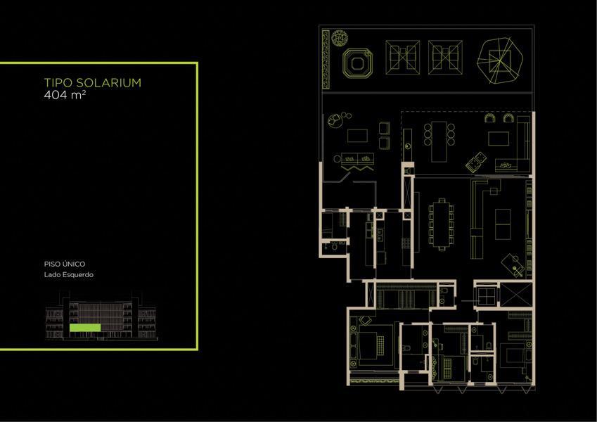 Apto Tipo (12A) - 404 m²