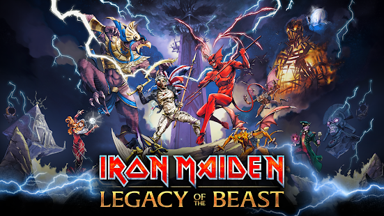 Maiden: Legacy of the Beast Screenshot