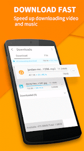 Free UC Browser - Fast Download APK for Windows 8