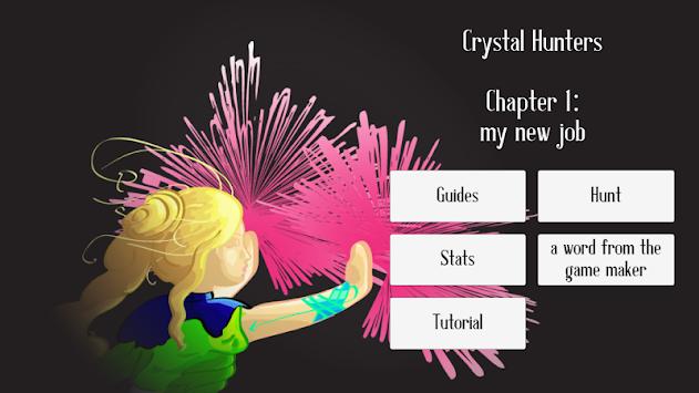 Crystal Hunters apk screenshot