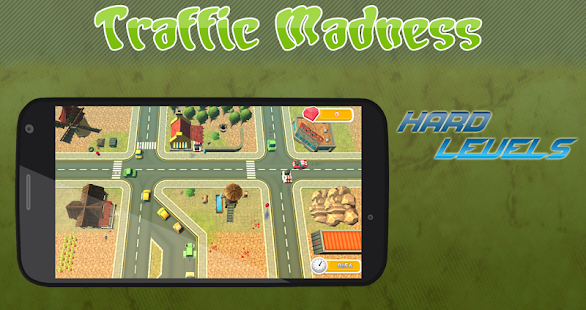 Traffic Madness - screenshot