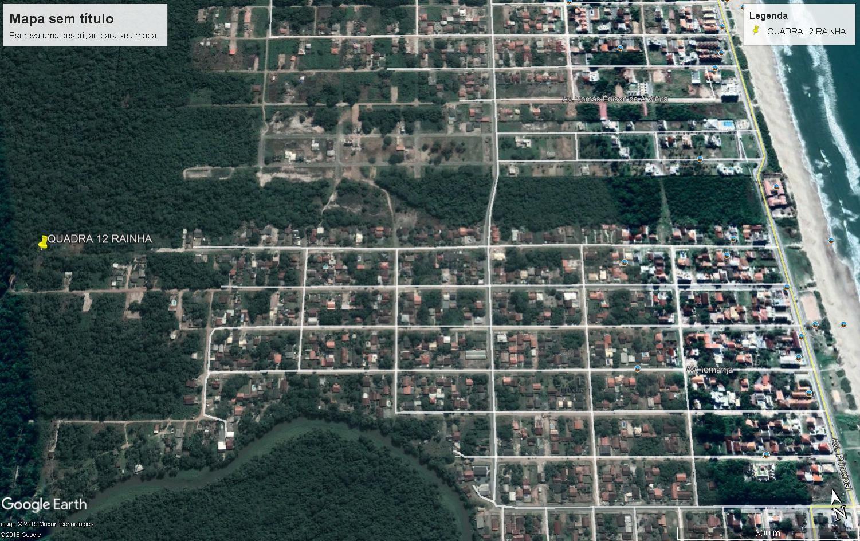 Terreno à venda Balneário Rainha, 360 m² por R$ 30.000 - Rainha do Mar - Itapoá/SC