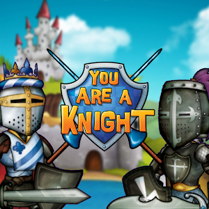 Cover art You Are A Knight
