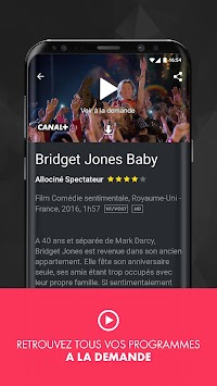 MyCANAL, La TV By CANAL APK screenshot thumbnail 2