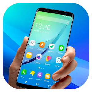 2018 Theme for Samsung Galaxy Icon