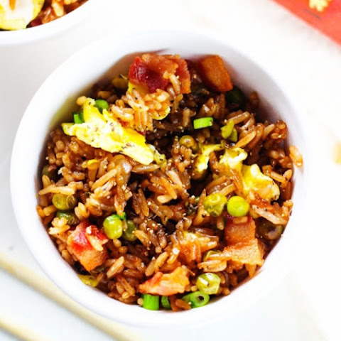 Bacon & Shallot Fried Rice