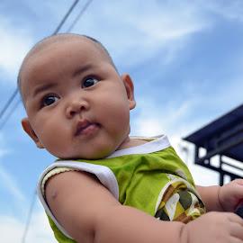 Bald by Carissima Nonie - Babies & Children Babies ( babies, nonie, beauty )