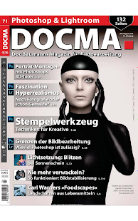 DOCMA · epaper - screenshot