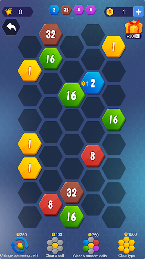 1024 Hexagon screenshot 3