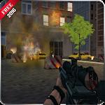Modern Frontline Sniper Killer Icon
