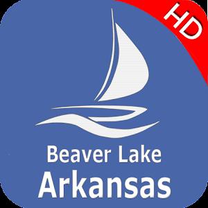 Beaver Lake - Arkansas Offline Fishing Charts For PC / Windows 7/8/10 / Mac – Free Download