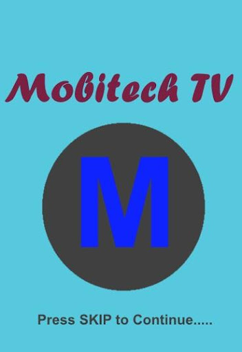 Mobitech TV For PC