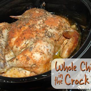 Crock Pot Chicken Dry Rub Recipes