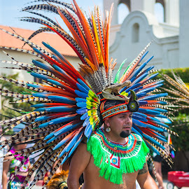 San Diego Pride march by Dave Hudson - People Street & Candids