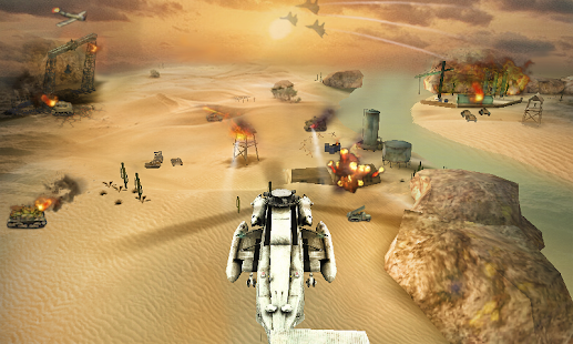 Game Gunship Strike 3D version 2015 APK