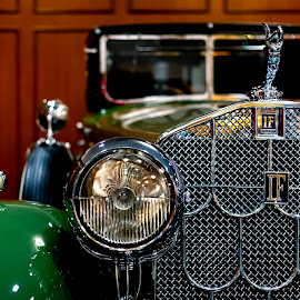 Isotta Fraschini by Mark Ritter - Transportation Automobiles ( classic, car, isotta fraschini, nethercutt, if )
