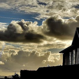 Cloud landscape  by Zhenya Philip - Landscapes Weather