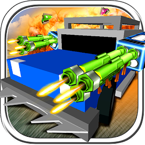Armoured Race - Road Shooter