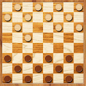 Checkers - Free draughts Icon