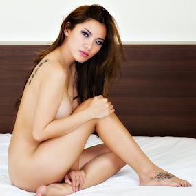 Natalie Hayashi (FHM Model) - Hot! by Gian Mark Quidasol - Nudes & Boudoir Boudoir