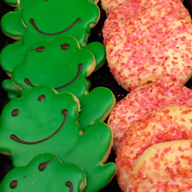 Happy Cookies by Lope Piamonte Jr - Food & Drink Cooking & Baking