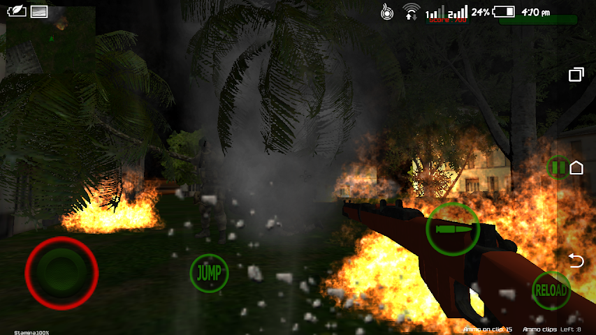 android Muktijuddho71Game Screenshot 0